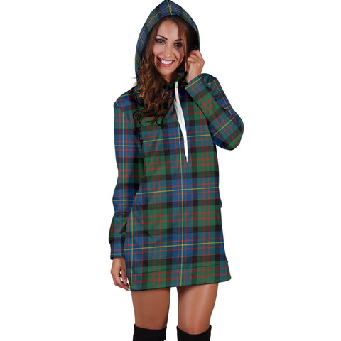 Cameron Of Erracht Ancient Tartan Hoodie Dress HJ4 |Women's Clothing| 1sttheworld