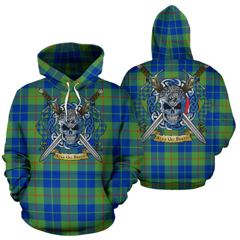 Barclay Hunting Ancient Tartan Hoodie Celtic Scottish Warrior A79 | Over 500 Tartans | Clothing | Apaprel