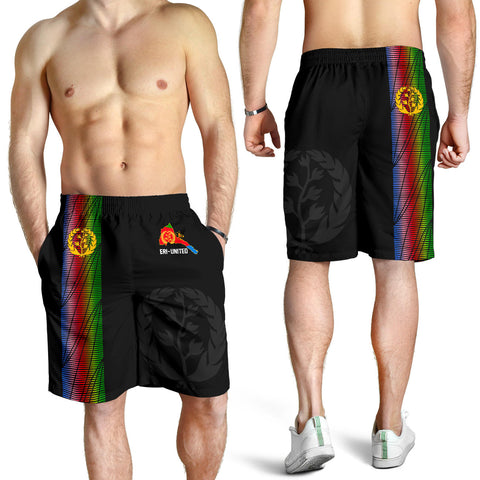 Image of Eritrea Men's Shorts - Eritrea United A7