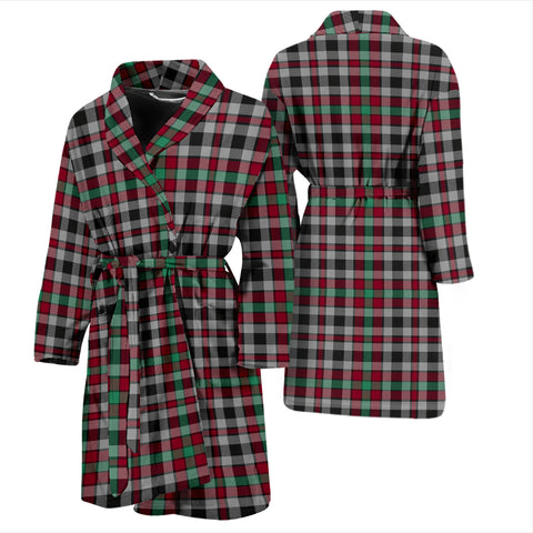 Image of Borthwick Ancient Tartan Men's Bath Robe