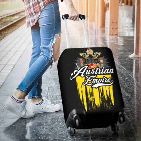 Austrian Empire Luggage Cover | Men & Women | Decor