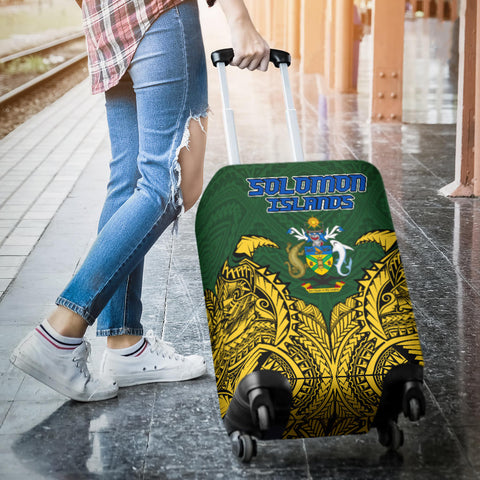 Solomon Islands Premium Luggage Covers A7