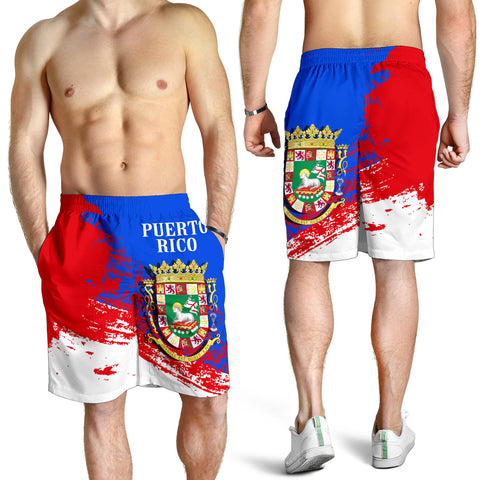 Puerto Rico Special Shorts A7