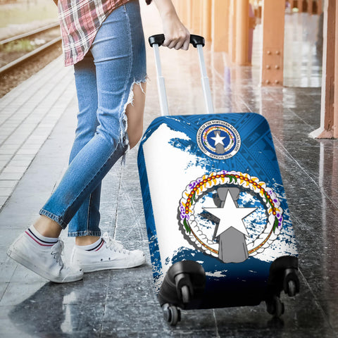 Northern Mariana Islands Special Luggage Covers A7
