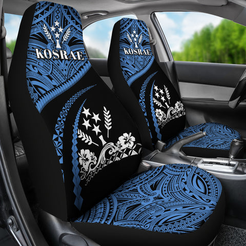 Kosrae Car Seat Covers - Road to Hometown K4