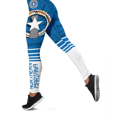 Northern Mariana Islands Special Leggings A7