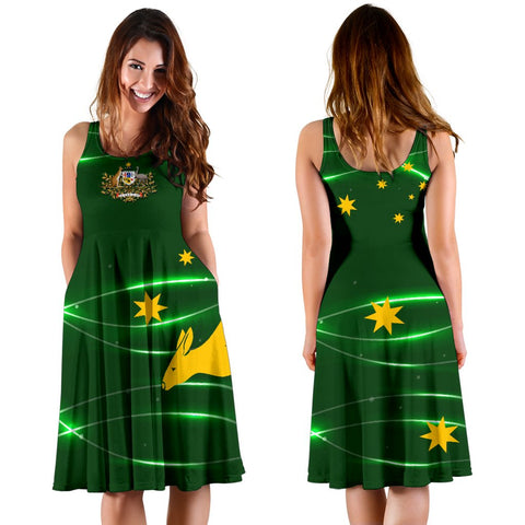 The Aussie Women's Dress A10