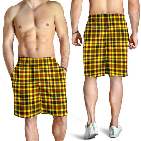 Jardine Tartan Shorts For Men TH8
