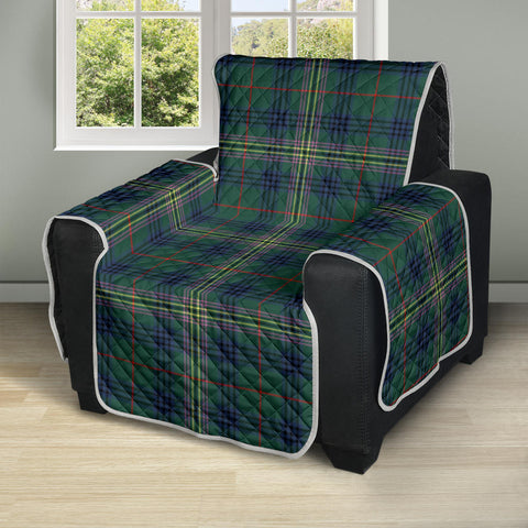 Image of Kennedy Modern Tartan Recliner Sofa Protector | Tartan Home Set