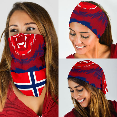 Norway Flag Bandana 3-Pack Lion King J1