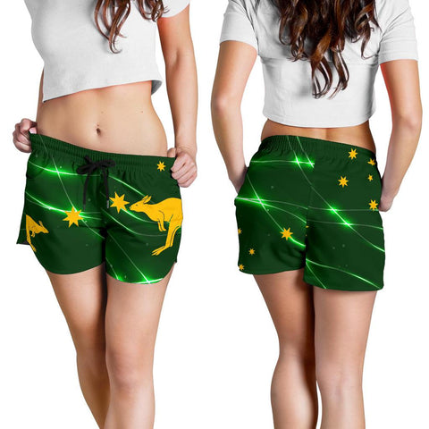 The Aussie Women's Shorts A10