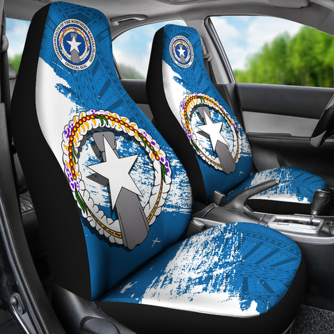Northern Mariana Islands Special Car Seat Covers A7