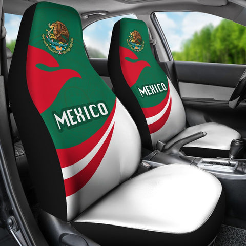 Mexico Car Seat Covers Proud Version K4
