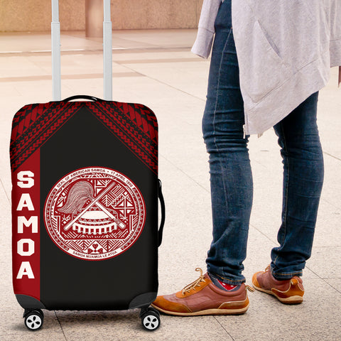 American Samoa Luggage Cover K4