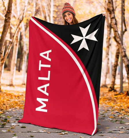 Malta Premium Blanket - Curve Version - BN11