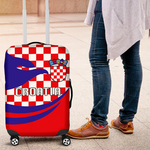 Croatia Luggage Covers Proud Version K4