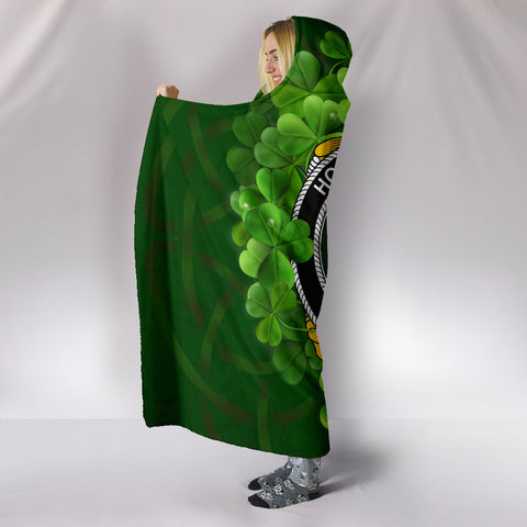 BARRY Ireland Hooded Blanket A9