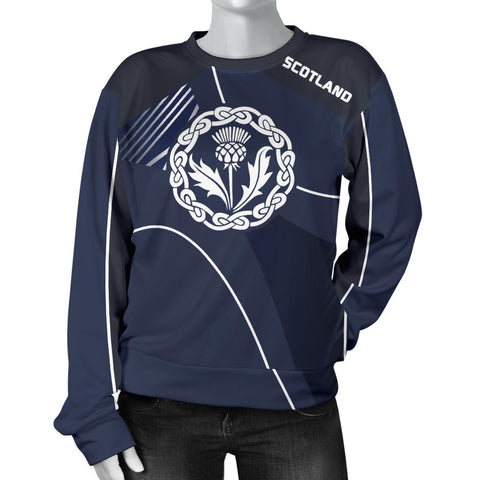 Image of Scotland Women's Sweater - Increase Version