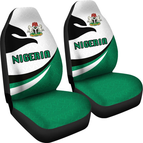 Nigeria Car Seat Covers Proud Version | 1sttheworld