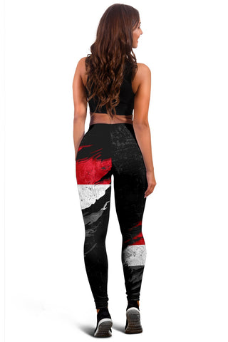 Image of Yemen In Me Women's Leggings - Special Grunge Style A31