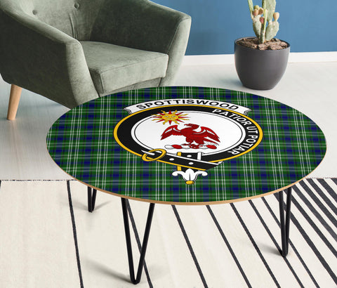 Spottiswood Clans Cofee Table BN