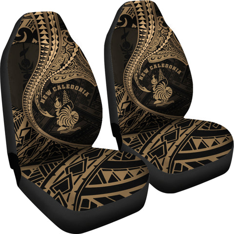 New Caledonia Car Seat Covers Kanaloa Tatau Gen NC (Gold) TH65