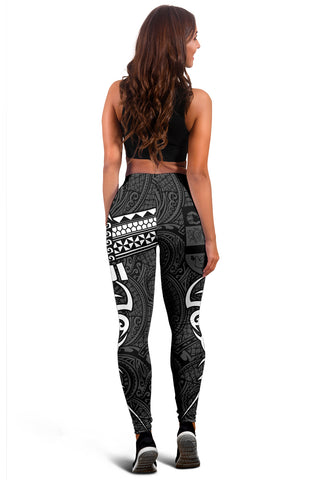 Fiji Clothing - Special Fiji Women's Leggings White J5