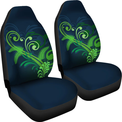 Special Edition of New Zealand Fern - Fern Car Seat Cover