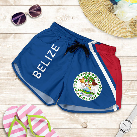 Image of Belize Women's Shorts - Curve Version