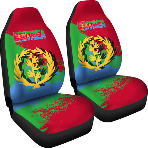 Eritrea Special Car Seat Covers A7