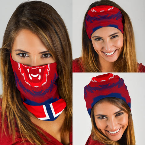 Norway Flag Bandana 3-Pack Lion King