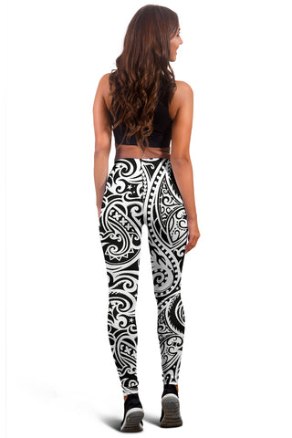Image of Hawaii Leggings - Hawaiian Polynesian Leggings 03 H4