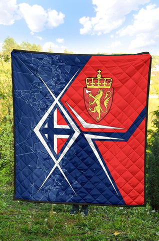 Norway Premium Quilt - Norway Legend