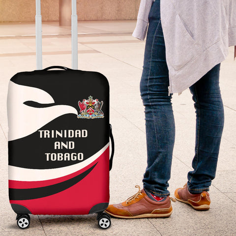 Trinidad And Tobago Luggage Covers Proud Version K4