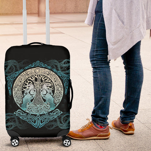 Viking Luggage Covers Yggdrasil and Ravens A7