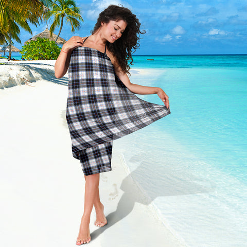 Image of MacRae Dress Modern Tartan Sarong HJ4