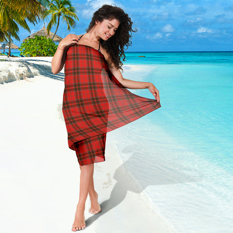 Image of Grant Weathered Tartan Sarong HJ4