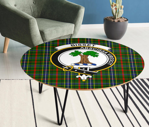 Bisset Clans Cofee Table BN