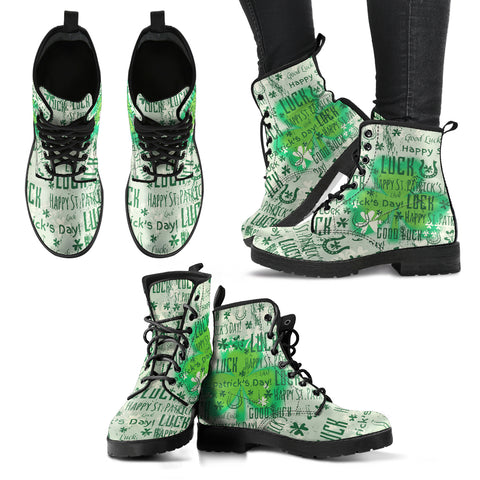 Ireland Boots - Happy St. Patrick's Day Boots | Footwear | 1sttheworld