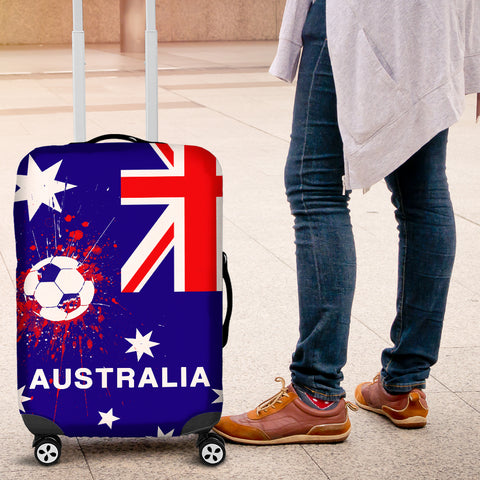 Luggage Covers Australia Soccer - BN09