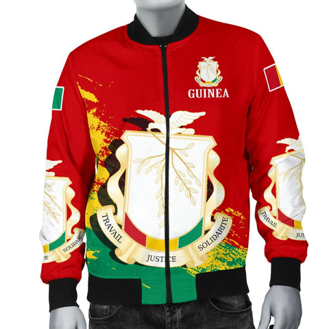 Guinea Special Men's Bomber Jacket A7