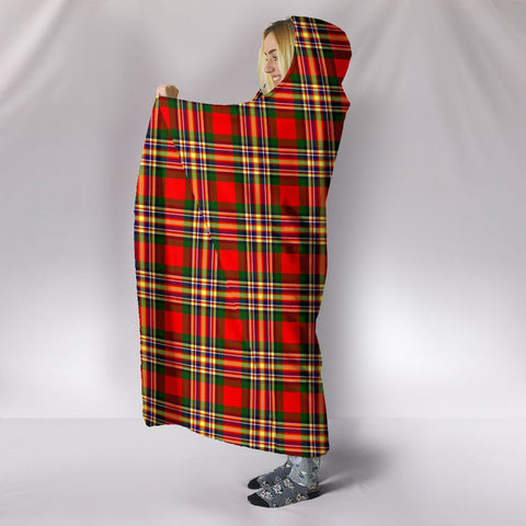 MacGill Modern, hooded blanket, tartan hooded blanket, Scots Tartan, Merry Christmas, cyber Monday, xmas, snow hooded blanket, Scotland tartan, woven blanket