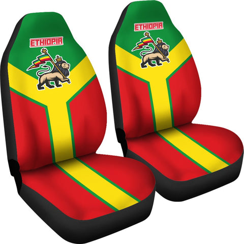 Image of Ethiopia Car Seat Covers Rising A10