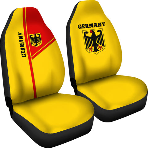 Image of Germany Car Seat Covers Streetwear Style K4
