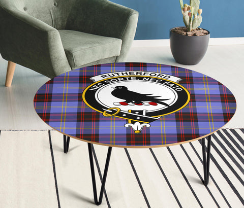 Rutherford Clans Cofee Table BN