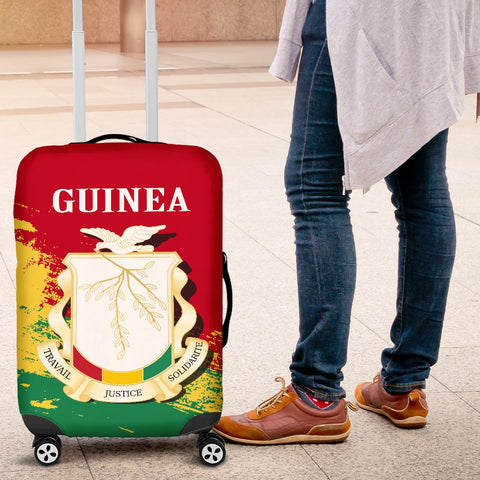Guinea Special Luggage Covers A7