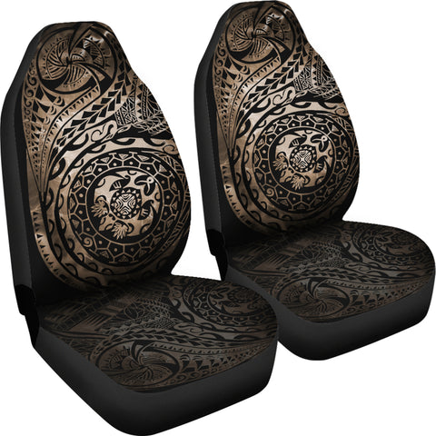 Polynesian Tattoo Style Car Seat Covers New A7