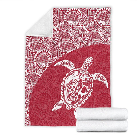 Hawaii Turtle Mermaid Premium Blanket 07 TH0