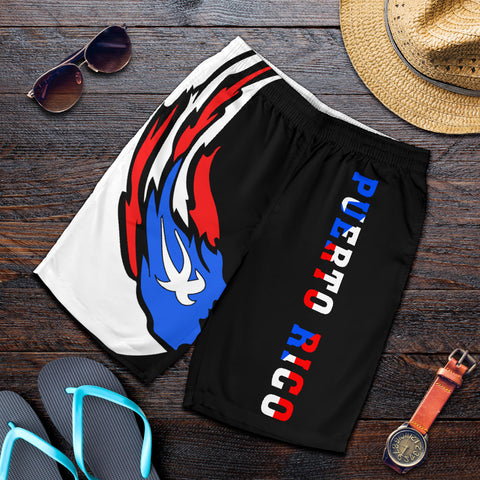 Puerto Rico Men's Shorts - Baseball Team Clothing