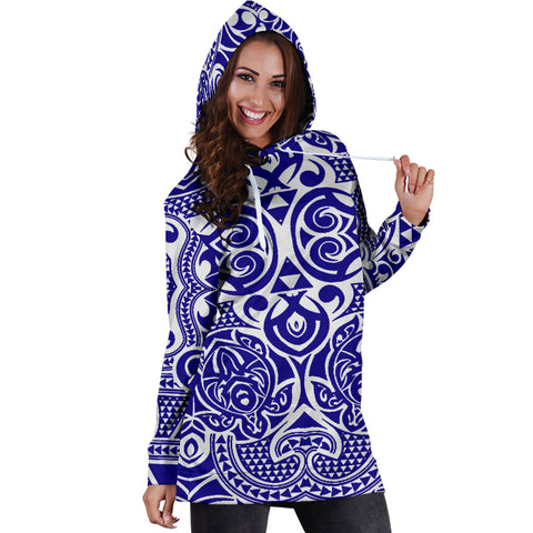Polynesian Women's Hoodie Dress 07 - BN09 |Women's Clothing| 1sttheworld